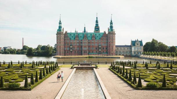 North Zealand Frederiksborg Castle