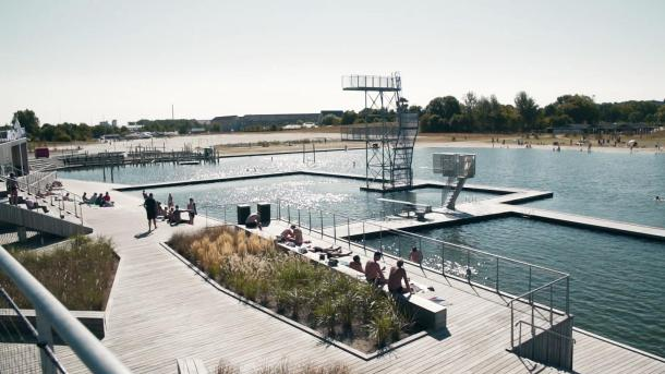 Vestre Fjordpark Aalborg SMALL GUIDES ONLY
