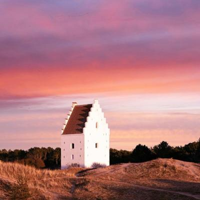 The Sand Buried Church North Jutland