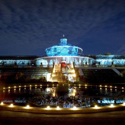 Copenhagen's Botanical Garden lights up on Culture Night