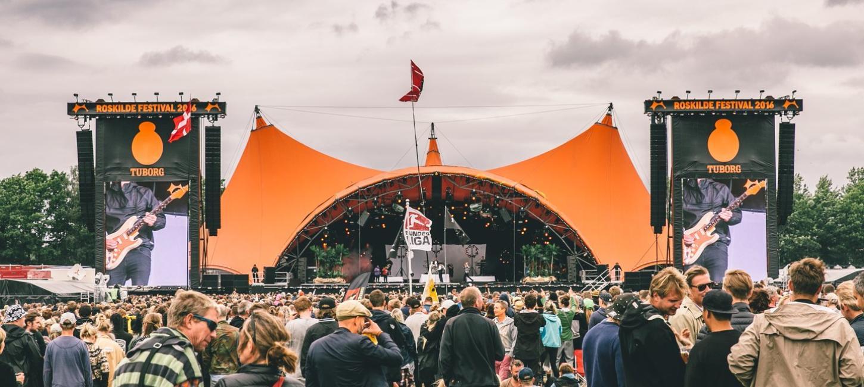 Partecipa ai più bei festival musicali in Danimarca ...