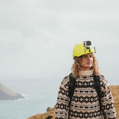 A virtual tour guide in the Faroe Islands