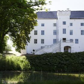 Dragsholm Castle has a michelin starred restaurant